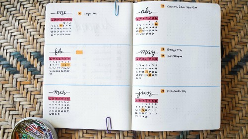 These Instagrammers' Bullet Journals are organizational masterpieces