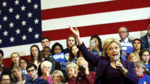 Hillary Clinton's biggest weapon in New Hampshire: An army of moms