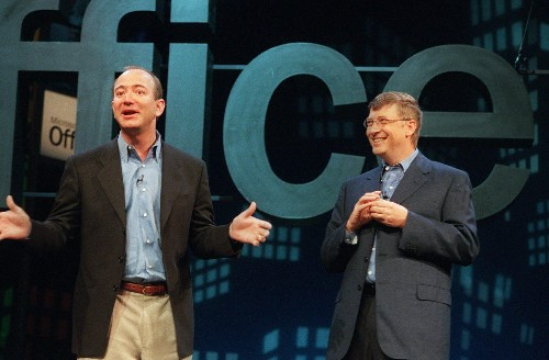 Jeff Bezos is off to a good start if his goal is to reinvent philanthropy
