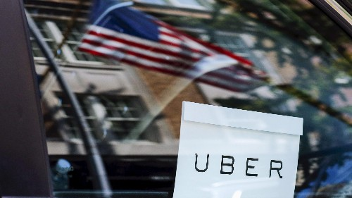For the first time, Uber is using its massive digital reach to elect a political candidate