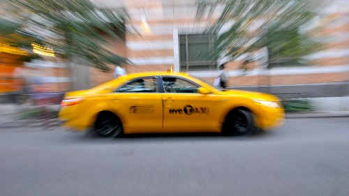 Data scientists have isolated the exact times a Yellow Taxi is a better deal than an Uber