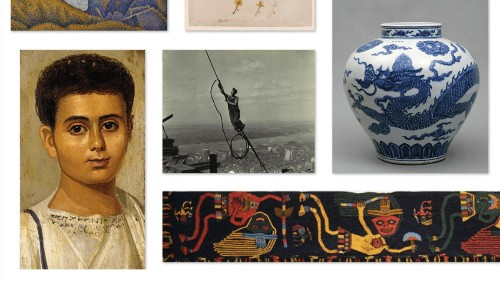 You can now access 400,000 free high-res images from the Metropolitan Museum of Art
