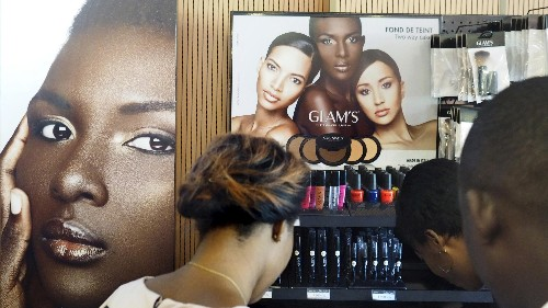 Black hair, skin care research led by African scientists, L'Oreal