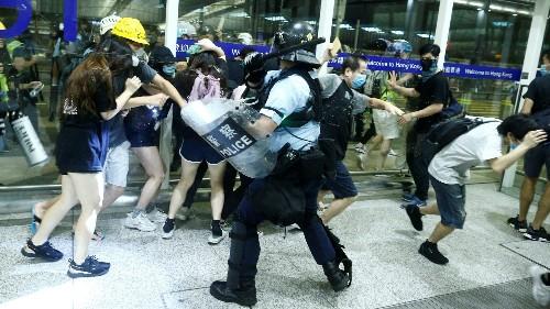 ByteDance's Toutiao search and TikTok may censor Hong Kong protests