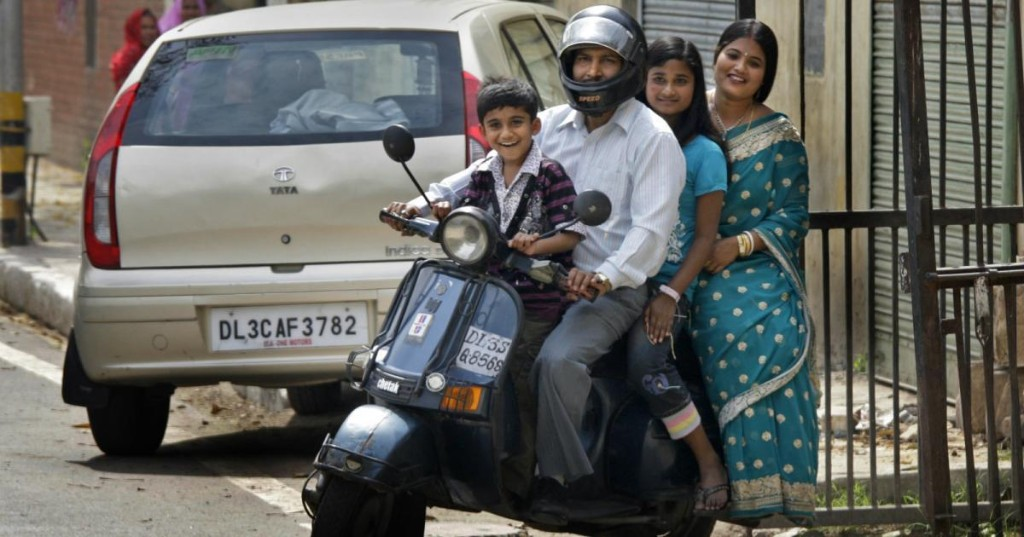 India's middle class is actually the world's poor