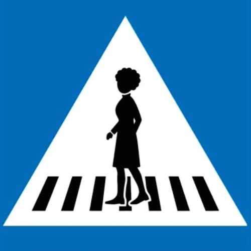 Geneva is replacing men with women on half its traffic signs