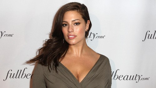 Fashion labels refused to dress a plus-size model for the cover of Vogue