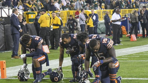 """NFL """"take a knee"""" protests are possible thanks to the Jehovah's Witnesses"""