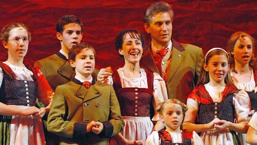 """50 years later, Austrians finally learn to love """"The Sound of Music"""""""