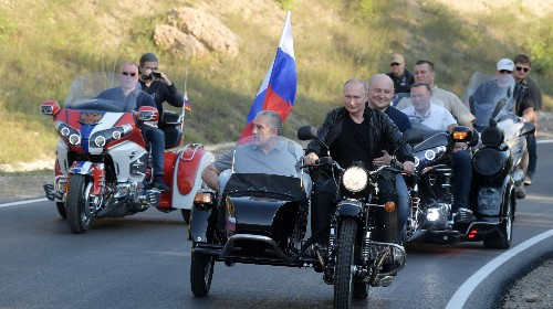 Apple Maps now show Crimea as Russian territory, and critics round on Tim Cook