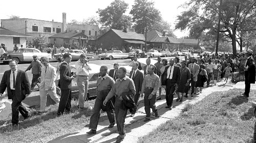 "Martin Luther King, Jr.'s 1963 ""Letter from Birmingham jail"" remains relevant today"
