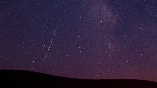 This weekend is the best time to watch the Delta Aquarid meteor shower