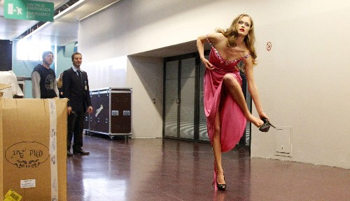 New technology promises a comfortable high heel, but begs the question: Why wear heels at all?