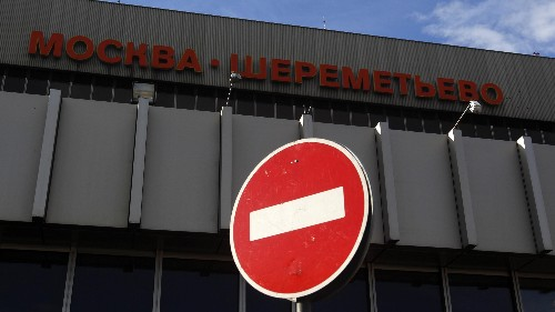 A surprising number of people are getting trapped for months on end in Moscow's busiest airport