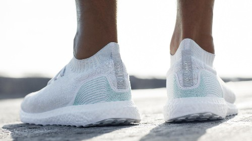 Adidas is making a million pairs of its much-anticipated sneakers created from recycled ocean plastic
