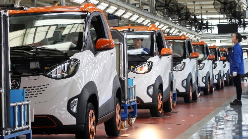 Five things to know about China's electric-car boom