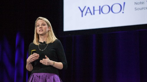 Marissa Mayer is confident that Yahoo is finally catching up in mobile