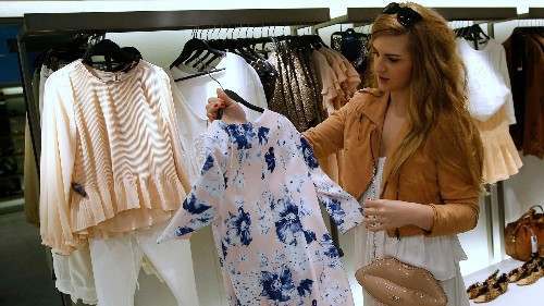 Zara faces an H&M attack on upmarket fast fashion, amid drop in profits