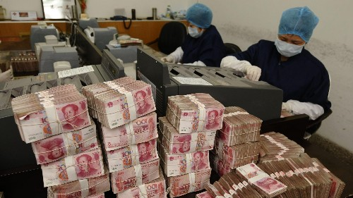 China's central bank is hiring blockchain experts to help it kill off cash