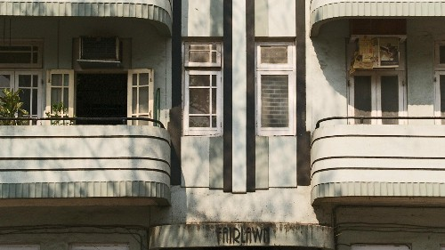 Mumbai has the world's second-largest collection of Art Deco buildings but no one notices them