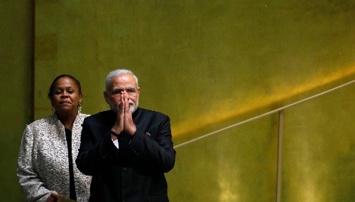 Modi is Lula's successor as leader of the global poor