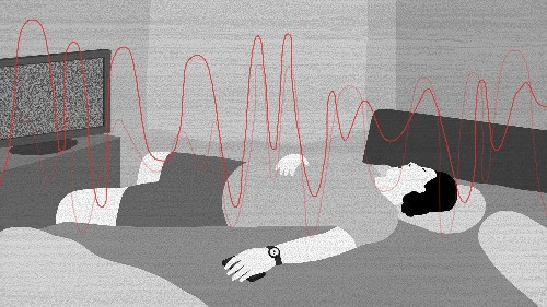 It's probably a myth that we're not getting enough sleep