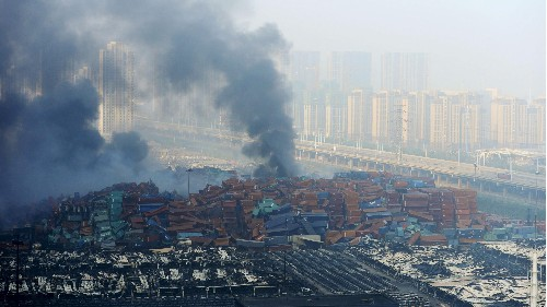 China's Tianjin blasts will cost billions. Here's the tally so far.