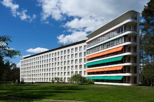 Healthcare and design lessons from Finland's Paimio Sanatorium