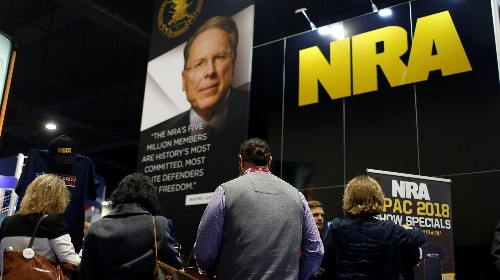 How the NRA won the obedience of the US government