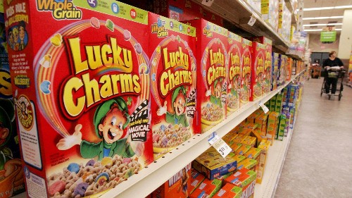 General Mills is taking artificial flavors and colors out of its cereals