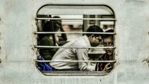 A crowd-sourced project is bringing the magic of Indian train journeys to Instagram