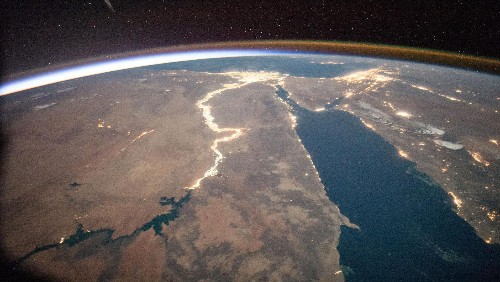 NASA's new image and video library offers stunning, nuanced images of Africa