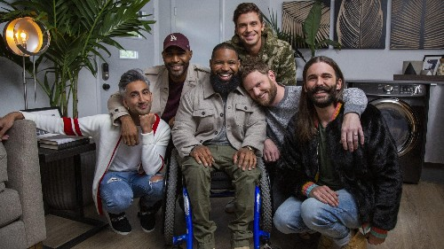 The problem with Queer Eye's episode about disability