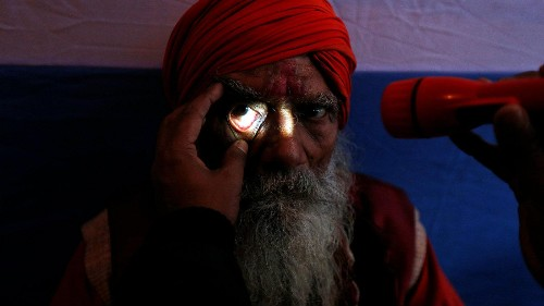 A Google algorithm could help Indian diabetics avoid a disease that leads to blindness