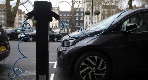 The UK is reducing incentives to buy eco-friendly cars—much too soon, critics say