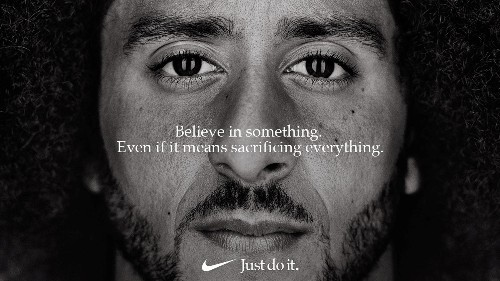 Nike's Kaepernick ad is what happens when capitalism and activism collide