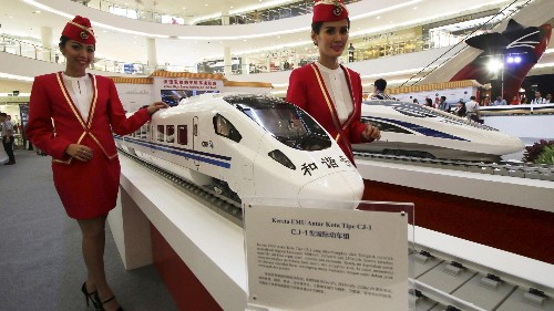 Indonesia has cancelled a completely unnecessary $5 billion high-speed rail line, jilting Japan and China