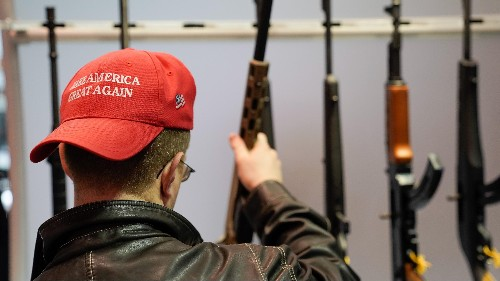 Why the NRA is so powerful