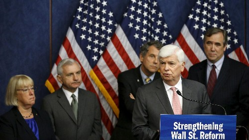 """Dodd-Frank Act explained: The number of """"too big to fail"""" banks just shrank"""
