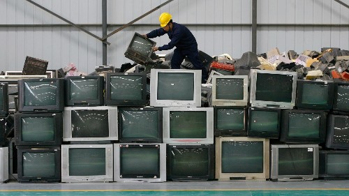 The Indian company turning e-waste into mounds of profit