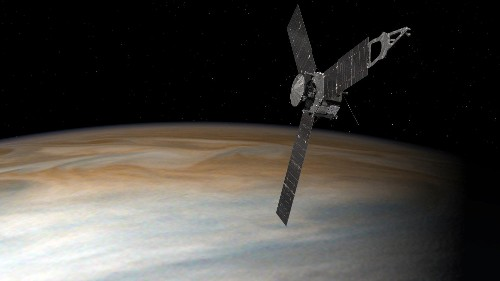 The most nerve-wracking moment of the mission to Jupiter, in the words of NASA scientists