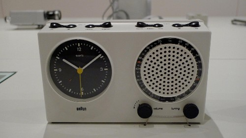 "Less is better: ""Helvetica"" documentarian aims to give industrial designer Dieter Rams his due"