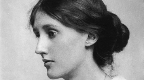 Virginia Woolf: Google honors the writer who declared women need money to be free