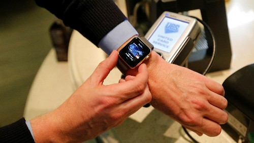 Apple Pay is a sleeper hit