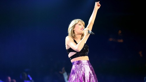 After a transformative 2015, Taylor Swift joins the ranks of pop music's all-time greats