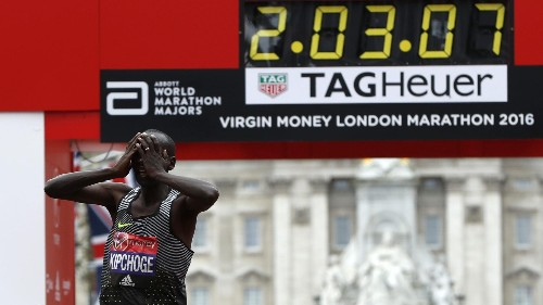 These top runners are reverse-engineering a perfect marathon to break the two-hour mark