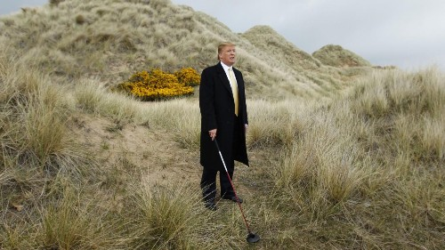 Donald Trump's might and money are no match for the will of the Scottish people