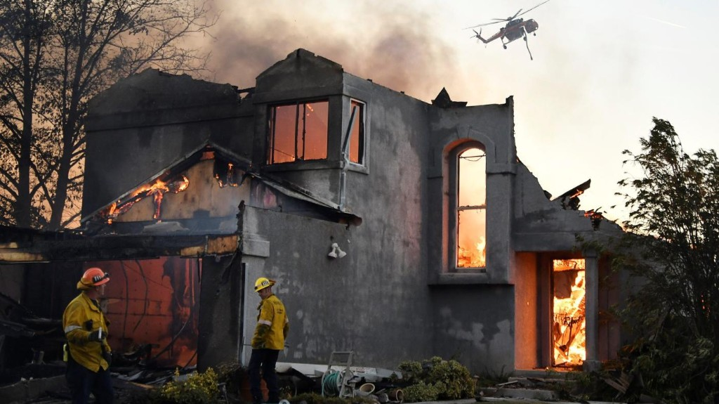 California can't recover from its devastating fires unless it overhauls its zoning laws