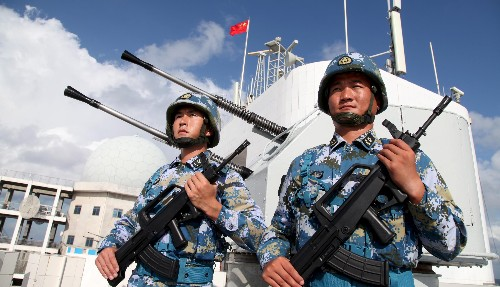 Beijing announces new plans for breaking international law in the South China Sea