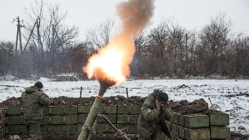 """The Russian army is getting """"silent"""" mortars"""